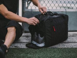 Sporta somas, mugursomas