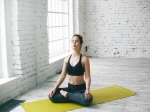 Joga un meditācija