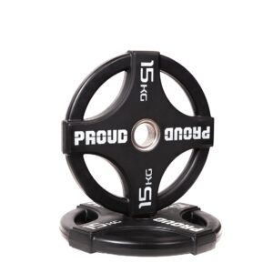 RUBBER WEIGHT PLATE 2.0 PROUD : Waga - 15kg