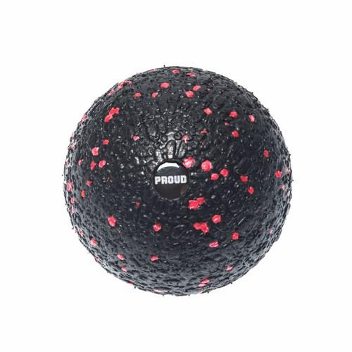 PIŁKA DO MASAŻU PROUD EPP BALL : Kolor - Różowo - czarny