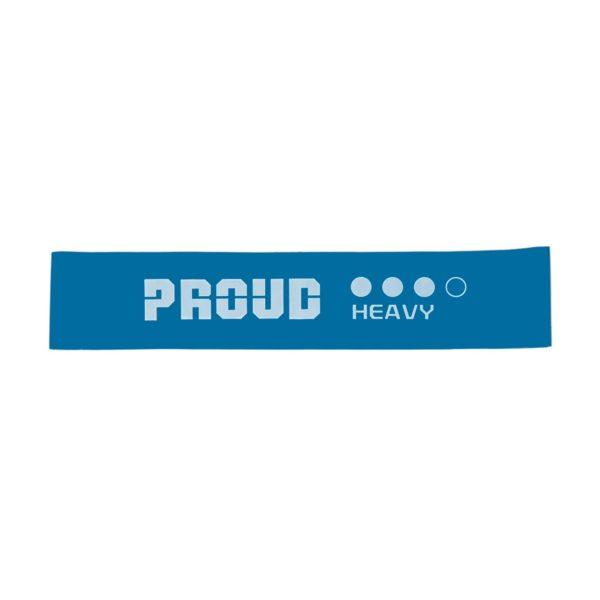 MINI BAND PERFORMANCE PROUD : Kolor - Niebieski, Pozostałe - 0,95mm