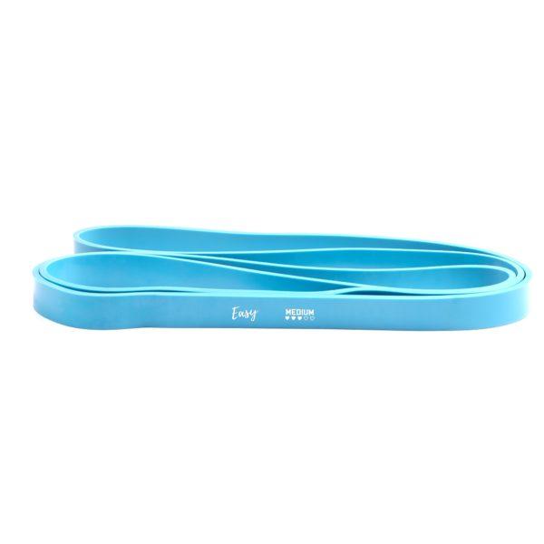 POWER BAND EASY FITNESS : Kolor - Niebieski, Pozostałe - 22mm