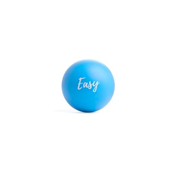 LACROSSE BALL EASY FITNESS : Kolor - Szary