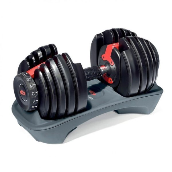 Reguliuojamo svorio hantelis BOWFLEX SelectTech 552i