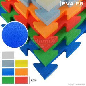 Tatamis Tatamix 100x100x2cm (EVA, uždarų celių)