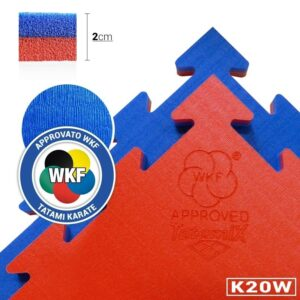 Tatamis TATAMIX K20W WKF patvirtintas 100x100x2cm