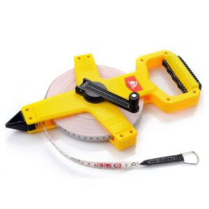 Tape measure with handle Meteor 50m 38302
