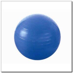 YB01 gymnastic ball 55 cm blue
