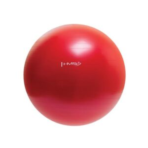 YB01 gymnastic ball 65 cm red