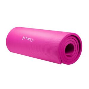 Yoga mat HMS YM04 pink