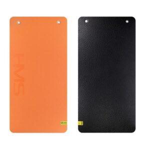 Club fitness mat with holes HMS Premium MFK01 Orange-Black