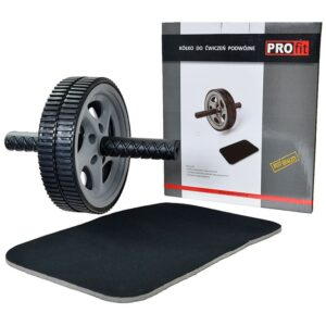 Profit double wheel with mat DK 3218N