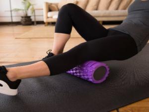 Masāžas ruļļi, jogas ruļli