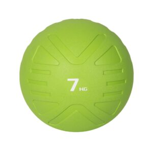 RUBBER MEDICINE BALL PROUD : Waga - 7kg