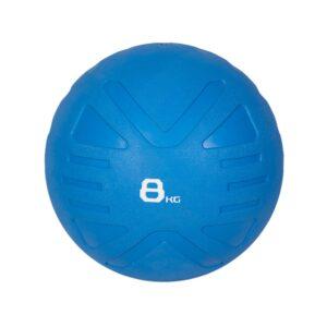 RUBBER MEDICINE BALL PROUD : Waga - 8kg