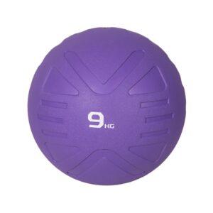 RUBBER MEDICINE BALL PROUD : Waga - 9kg