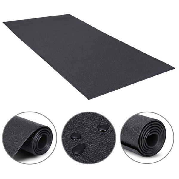 Profesionalus kilimėlis po treniruokliu ar sportui Prove 200x100x0,6cm