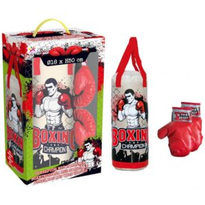 Boxing bag set, gloves Jr Enero 1017600