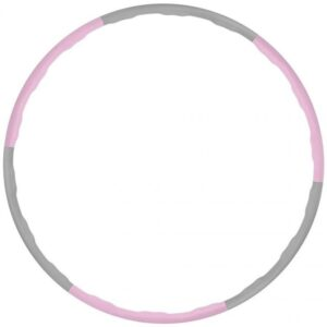 Hula-Hop SMJ PA041 100cm pink-gray 1300g