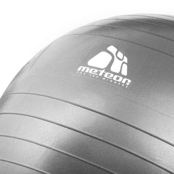 Meteor gym ball 85 cm silver 31182
