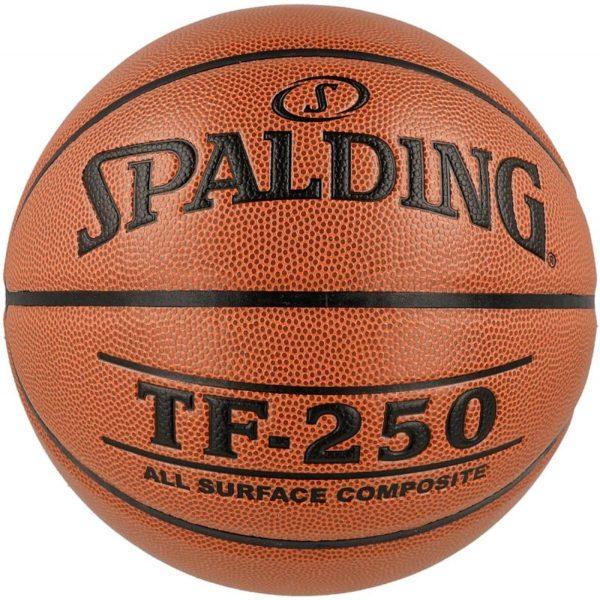 Spalding TF-250 USA basketball ball