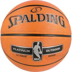 Basketball ball Spalding NBA Platinum Outdoor 2017