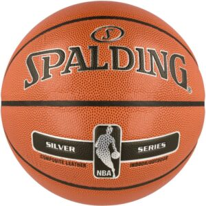 Basketball Spalding NBA Silver Indoor / Outdoor 2017