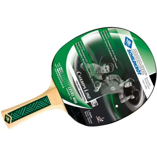 Donic Champs Line 400 705142 table tennis bats