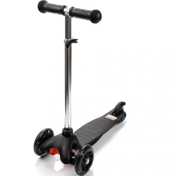 Tricycle scooter with wheels Led Meteor Tucan Jr 22503