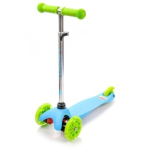 Tricycle scooter with wheels Led Meteor Jr 22500