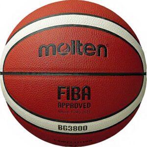 Molten B6G3800 FIBA basketball