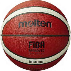 Molten B6G4000 FIBA basketball