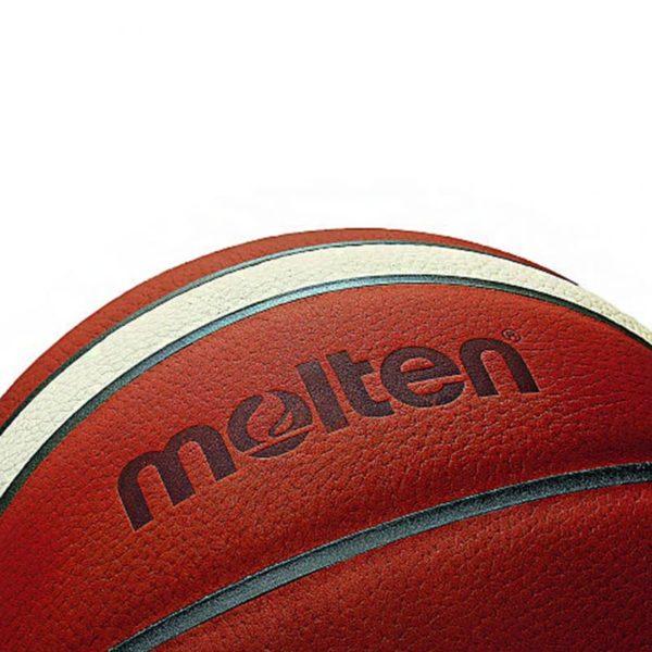 Molten B6G5000 FIBA basketball
