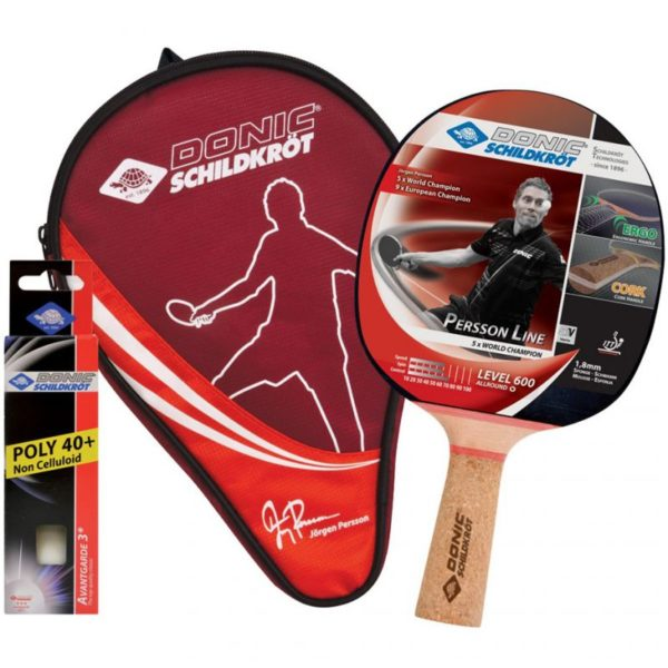 Table tennis set Donic Persson 600 788487