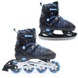 Roller skates SMJ UT 103 Jack 2in1
