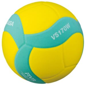 Volleyball Mikasa VS170W With Kids
