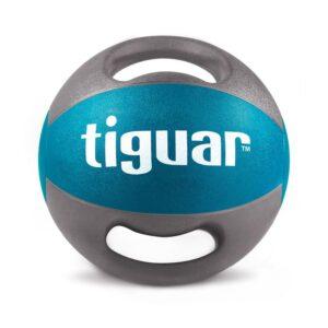 Medicine ball with tiguar handles 6 kg TI-PLU006