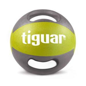 Medicine ball with tiguar handles 7 kg TI-PLU007