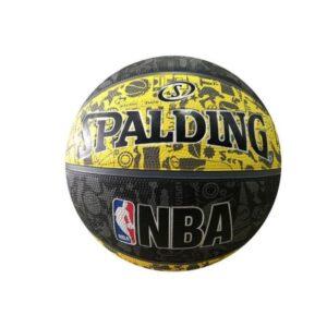 Spalding NBA Grafitti Rubber Ball 83307Z