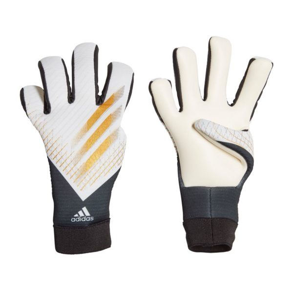 Goalkeeper gloves adidas X20 League Jr FS0420