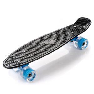 Meteor skateboard Led Jr 23896