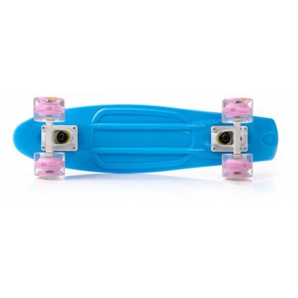 Meteor skateboard Led Jr 23898