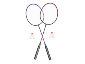 Badmintona raketes