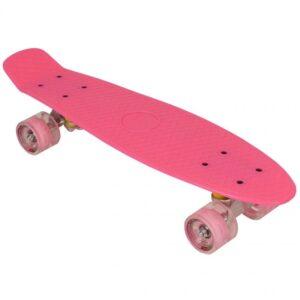 "Plastic Skateboard 22 ""Led Enero 1006888"