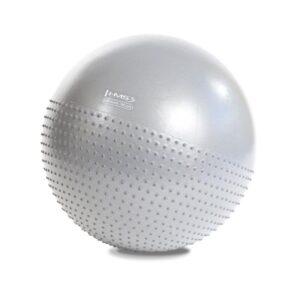 HMS YB03 65cm light gray gym ball