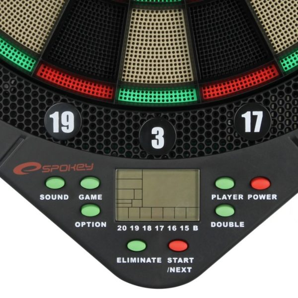 Electronic dartboard Spokey Tethys