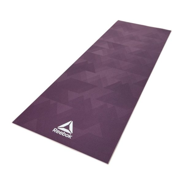 Reebok Geometric RAYG-11030PL yoga mat
