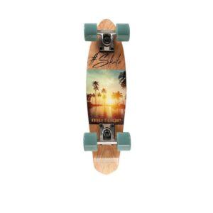 Meteor Summer Sunset 24287 skateboard