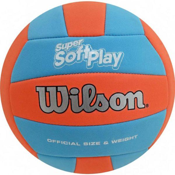 Volleyball Wilson Super Soft Play VB Orblu WTH90119XB