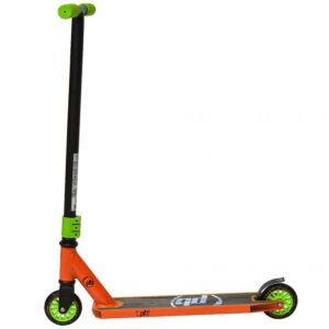 Pb Stunt Scratch scooter green-orange 1025612